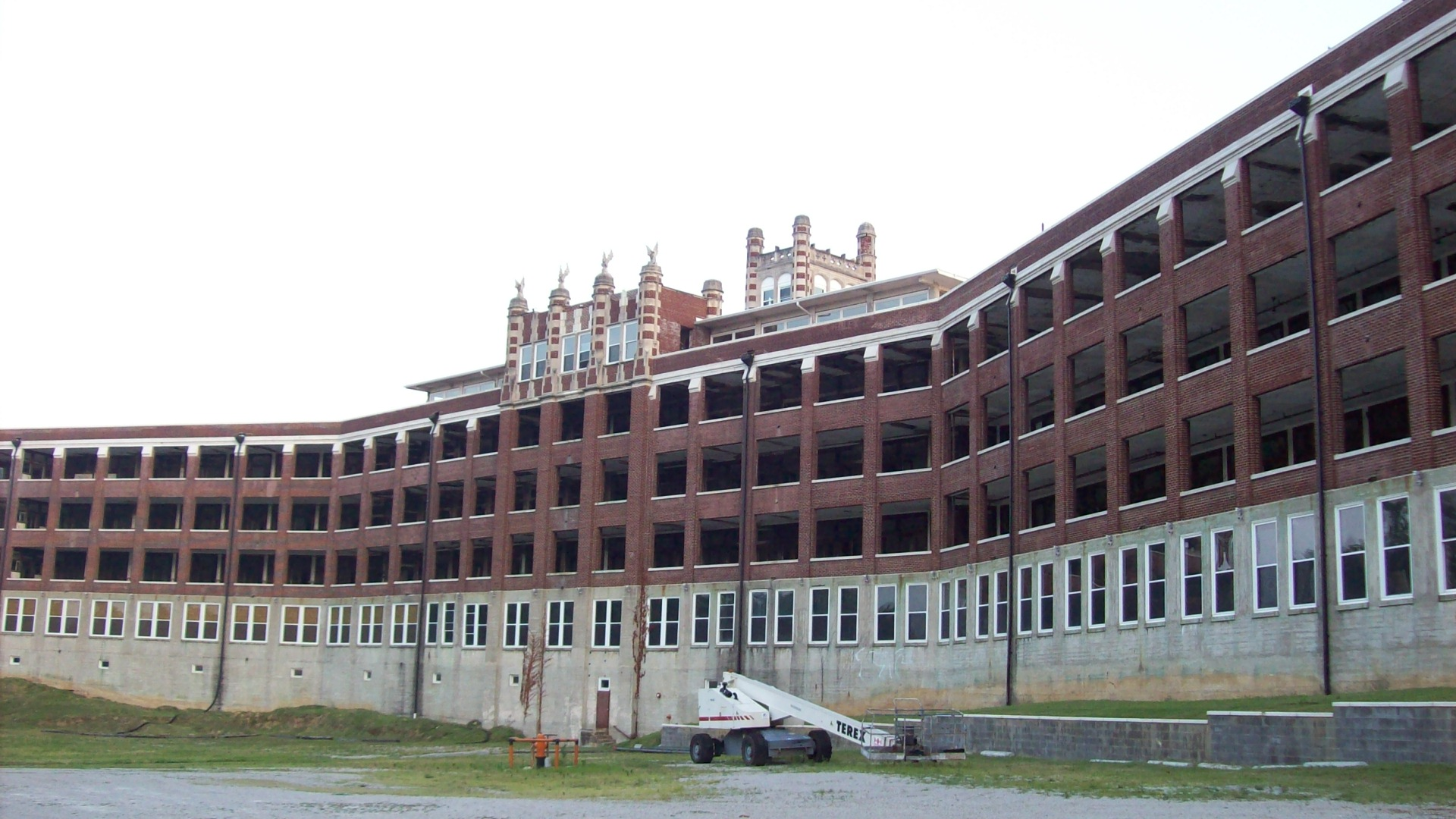Do The Ton Waverly Hills Sanitorium