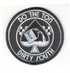 DTT Dirty South Patch
