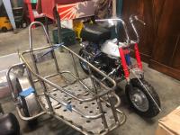 Honda Mini Sidecar