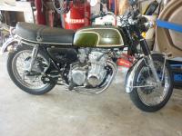 1974 CB350F2