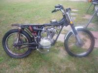 1972 CB100K2