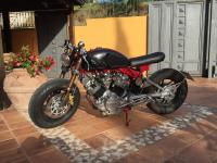 XV750 Cafe Racer