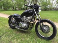 81 Kawasaki 650CSR