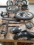 1979 CB750F Part Out