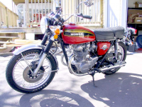 73 Honda CB450 My pride and joy