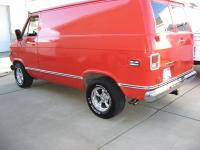 1972 Chevy Van