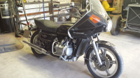 1978 Honda Goldwing GL1000