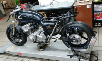 My CB750/Gsxr/Cbr project