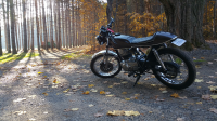KZ200 in the fall