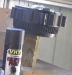 rear hub paint