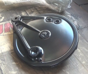 rear brake 3