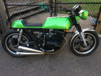 78 Yamaha XS500E