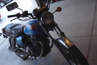 1978 Honda cb400a