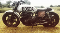 1981 750cb Honda