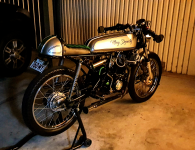 Cafe racer.chinese complete rebuild