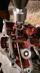 valve removal