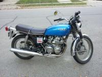 (Almost) Stock 1976 CB550F