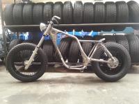 Lil' Thumper - Suzuki GN400