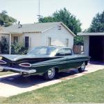 1959 Impala in 1969