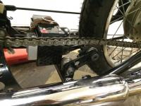 Chain tensioner design