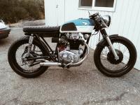 """1969 CB 350 """"Aurora"""""""