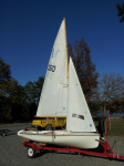 Club 420 Sailboat