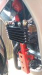 Skyteam Ace oil cooler