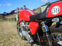 Hot 500 Honda CB500 Cafe Racer