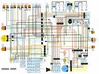 [ZHKZ_3066]  CB550 F wiring issues | DO THE TON | Honda Cb550 Wiring Diagram |  | Do The Ton