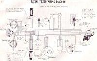 1969 suzuki ts250 wiring diagram? | do the ton  do the ton